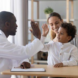 EXAME DE DNA – (Teste de paternidade) TRIO – pai, mãe e filho(a)