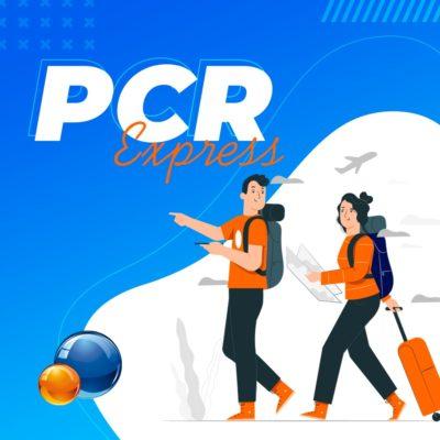 PCR EXPRESS - RESULTADO NO MESMO DIA DA COLETA